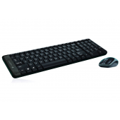 Combo Teclado + Ratón MK220 Wireless Kit