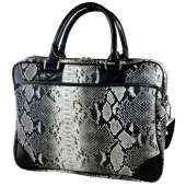 "Bolsa portátil 16"" Evitta Business Advance piel Snake"