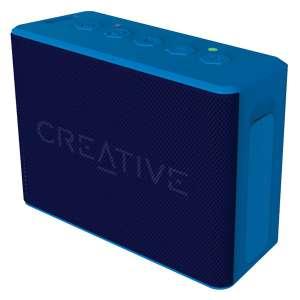 Altavoz Creative Muvo 2C azul bluetooth MP3 resistente al agua