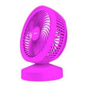 Ventilador sobremesa Trust Ventu USB Cooling Fun Summer rosa