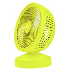 Ventilador sobremesa Trust Ventu USB Cooling Fun Summer amarillo