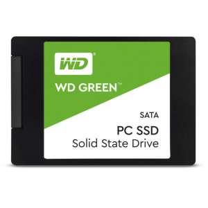 "Disco duro SSD Western Digital 240GB 2.5"" SATA 3 Green 3D"