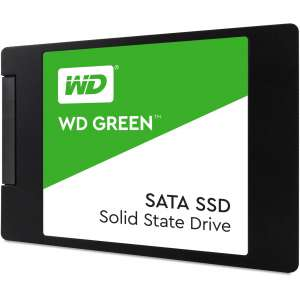 "Disco duro SSD Western Digital 120GB 2.5"" SATA 3 Green 3D"