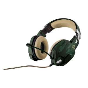 Auricular Trust GXT322C Carus Gaming Camuflaje micrófono PS4-XBOX