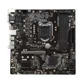 Placa base S1151-V2 MSI B360M Pro-VDH 4DDR4/PCIE/SATA3/6USB3.1/HDMI/DVI-D/VGA/mATX