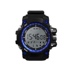 Smartwatch Leotec Blue Mountain bluetooth crital zafiro