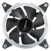 Ventilador caja adicional Unyka Gaming Candy 20 Ring 120mm verde