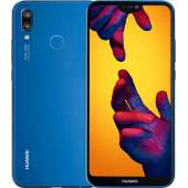 "Smartphone Huawei P20 Lite DS 5.8"" Octa Core 659 4GB+64GB 4G 16MP F dual SIM android 8 azul"