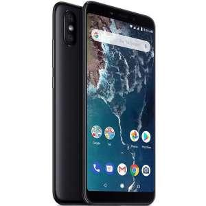 """Smartphone Xiaomi Mi A2 5.99"""" Octa Core 4GB+64GB 20+12MP 4G Android One negro"""