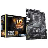 Placa base S1151-V2 Gigabyte Z390 UD 4DDR4/PCIE/SATA3/6USB3.1/M2/HDMI/ATX