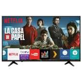 "Televisor 43"" LED Hisense H43A6140 4K WiFi HDMI USB Smart TV Netflix Youtube"