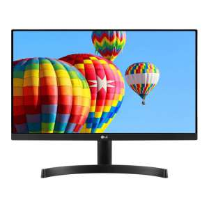 "Monitor 21.5"" LG LED IPS 22MK600M-B Full HD VGA HDMI negro mate"