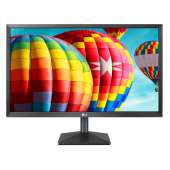 "Monitor LED IPS LG 23.8"" 24MK430H-B Full HD HDMI negro mate"