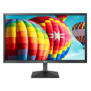 "Monitor LED IPS LG 23.8"" 24MK430H-B Full HD HDMI negro mate"