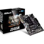 Placa base ASRock J3455M Quad Core Intel DC J3455 VGA 2DRR3 5USB3 PCIE HDMI mATX