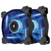 Ventilador Corsair caja adicional 12x12 AF120 LED azul pack 2 unidades