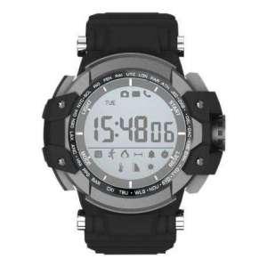 Reloj Smartwatch Billow XS15BK Anti shock Sport negro