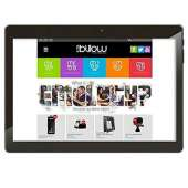"TAablet PC Billow X101PROB + 10.1"" 2GB+32GB 5MP Android 8.1 negra"