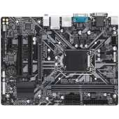 Placa base Gigabyte H310M S2P 2.0 Socket 1151-V2 2DDR4/PCIE/SATA3/USB3.1/HDMI/DVI-D/MATX