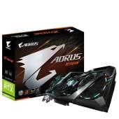 Tarjeta gráfica Gigabyte PCI-Ex Nvidia RTX2080 11GB Aorus TI XTRE GDRR6 RGB PCIE/HDMI/3DP/3V