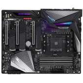 Placa base Gigabyte AMD SAM4 X570 Aorus Master 4DDR4 PCIE 6SATA3 RAID RGB ATX